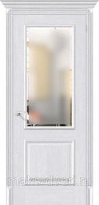 Дверь из евро шпона Классико 13 Milk Oak .jpg