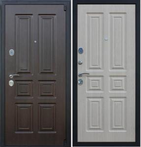 Входная металлическая дверь Атлант Беленый Дуб .jpg