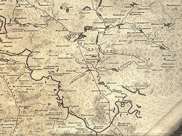 История поселка Октябрьский